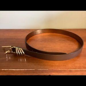 Michael Kors leather belt XL